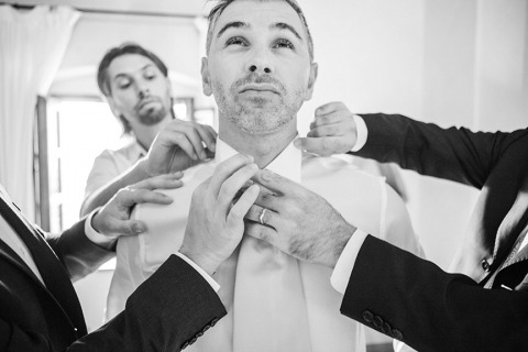 Fotógrafo de bodas Luca Fabbian de Vicenza, Italia