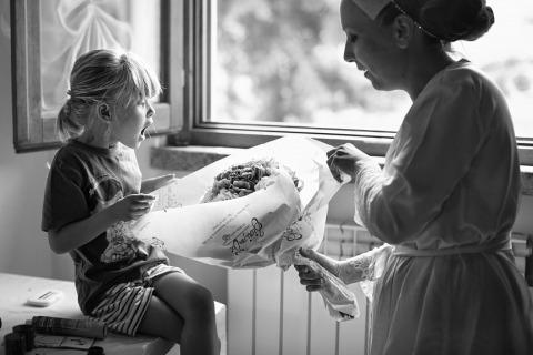El fotógrafo de bodas Daniele Vertelli de Arezzo, Italia
