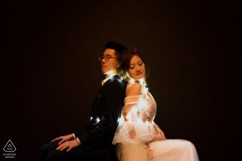 Singapore Pre Wedding Engagement Photography - Asia Photographers