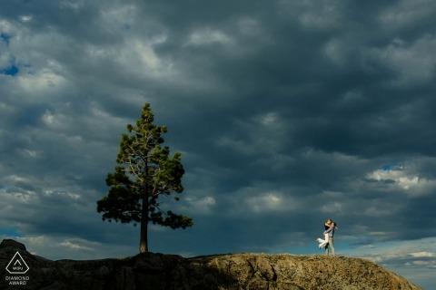 Chris Werner, uit Californië, is een huwelijksfotograaf voor