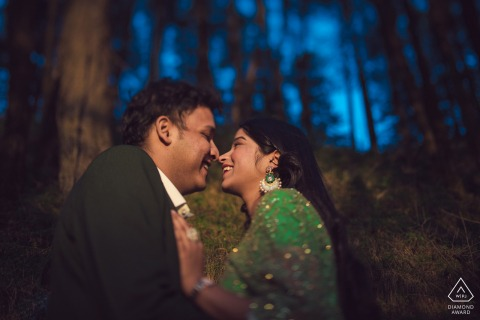Ankita Asthana, of Maharashtra, is a wedding photographer for