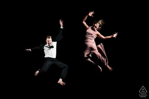 Woodward at Copper Engagement Shoot | Colorado Wedding Photographer