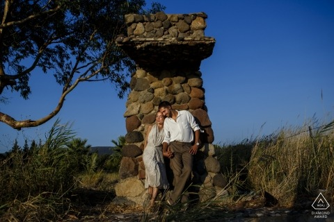 izmir engagement photography prise de vue d'un couple à ozbek