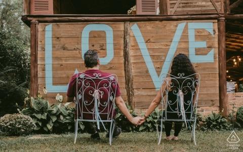 Liebe, vor der Hochzeit, Boho, Farm Wedding | Brasilien Fotografie