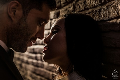 Florent Cattelain, of, est un photographe de mariage pour