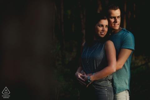 NL zdjęcia zaręczynowe pary Zakochanych Fotograf przedreński ślubnych fotografów z Brabancji Północnej