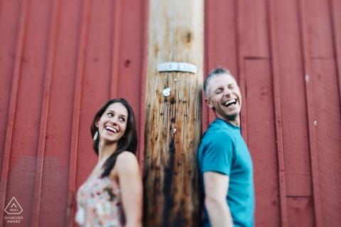 Washington photographe de portrait avant le mariage | Photographie de Seattle