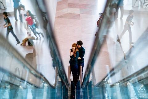 Hochzeitsfotos aus Virginia für Arlington-Paare
