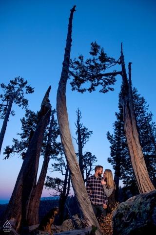 湖塔霍嚙合的婚禮人像攝影師,攝影,翡翠灣