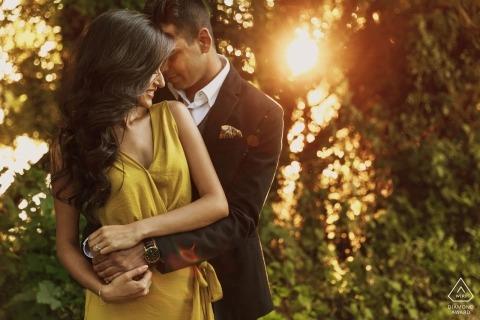 Ein Londoner Verlobungsfotoshooting eines Paares | Englischer Fotograf