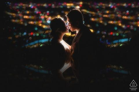 Fotograf ślubny w Fujian dla chińskiej fotografii zaręczynowej