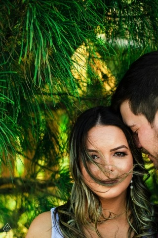 Rio Grande do Sul wedding engagement pictures by Brazil photographer