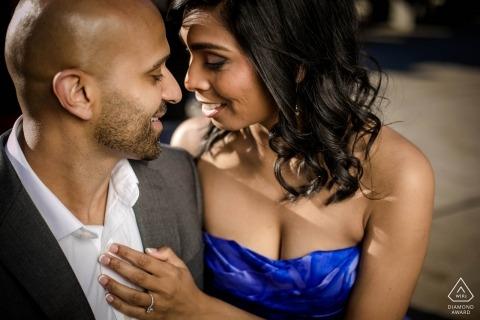 Chicago destination wedding photography | Illinois engagement photographers