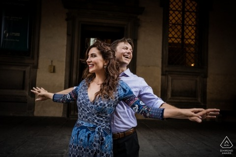Siena Pre-Wedding Portrait Photographer | Toscane fotografie