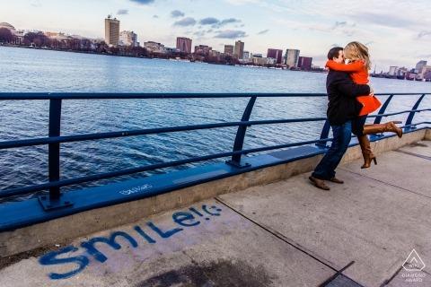 Eric McCallister, du New Hampshire, est un photographe de mariage pour