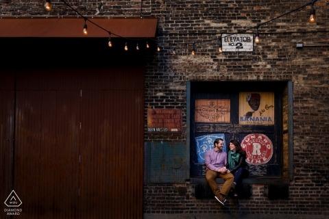Travis Haughton, uit Illinois, is een trouwfotograaf voor