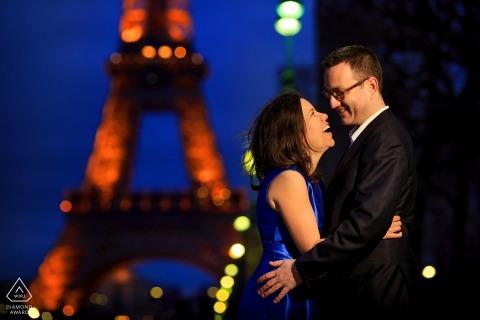 Travis Haughton z Illinois jest fotografem ślubnym