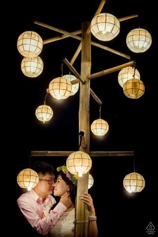 Mango Gu, of, ist ein Hochzeitsfotograf für