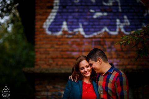 Mihai Zaharia, de București, es un fotógrafo de bodas para