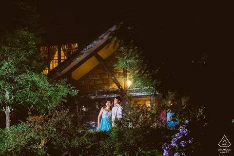 Tao-Hsuan Tzu, of , is a wedding photographer for