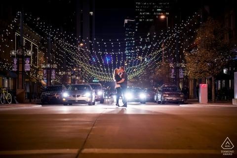 Jesse La Plante, du Colorado, est un photographe de mariage pour