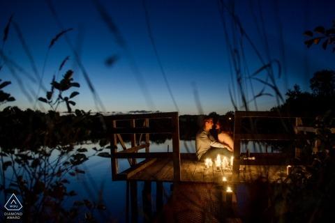 Cedric Derbaise, of, is een trouwfotograaf voor