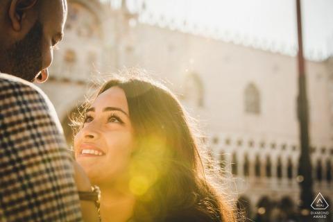 Carlo Bettuolo, of Venezia, is a wedding photographer for