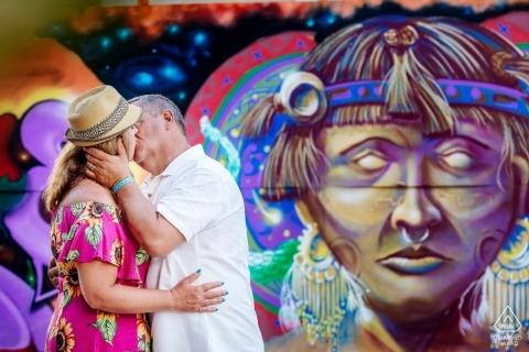 Melissa Mercado, de Quintana Roo, est une photographe de mariage pour