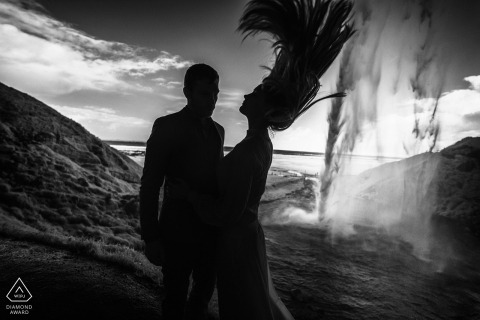 Emin Kuliyev, of New York, is a wedding photographer for