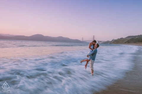 Raymond Nguyen, of California, is a wedding photographer for
