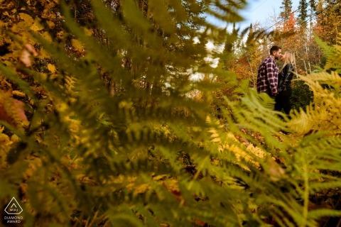Esther Gibbons, de Québec, est une photographe de mariage pour