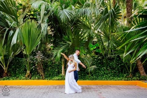 Melissa Mercado aus Quintana Roo ist Hochzeitsfotografin für