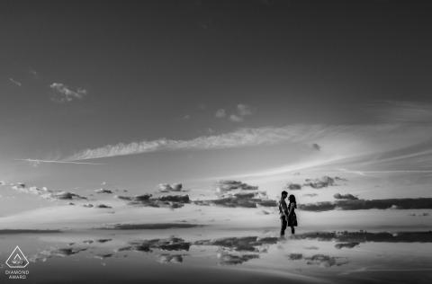 Orlando Suárez, de Georgia, es un fotógrafo de bodas para