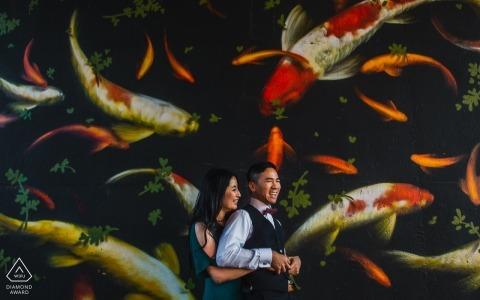Orlando Suarez aus Georgia ist ein Hochzeitsfotograf für