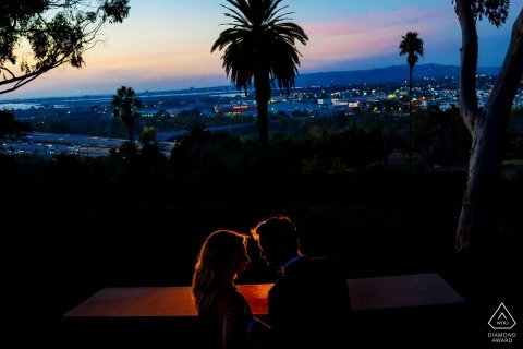 Shaun Baker, of California, is a wedding photographer for