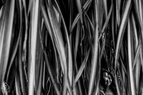 Sunny Pariani, van Maharashtra, is een trouwfotograaf voor