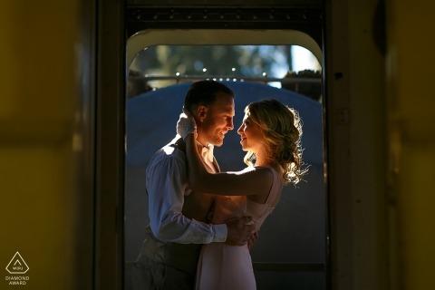 Angelica Virgen, della California, è una fotografa di matrimoni per