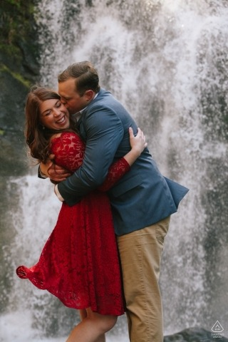 Leah Moyers, of Tennessee, is a wedding photographer for