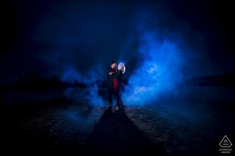 Corrine Ponsen, uit Utrecht, is een trouwfotograaf voor