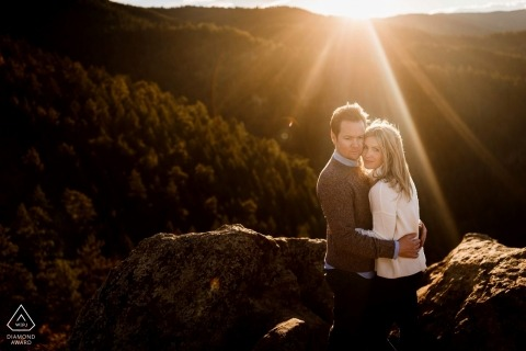 Trent Gillespie, of Colorado, is a wedding photographer for