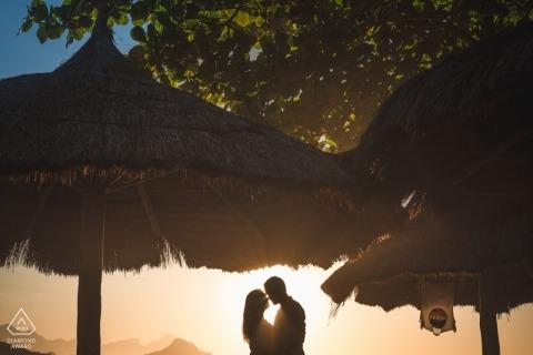 Bruno Montt, of Rio de Janeiro, is a wedding photographer for