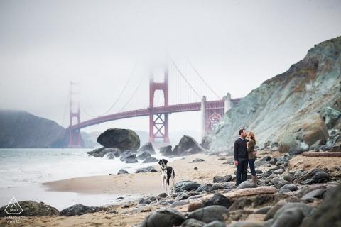 Chris Shum, de California, es un fotógrafo de bodas para