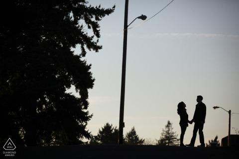 Heidi Kramer z Oregonu jest fotografem ślubnym