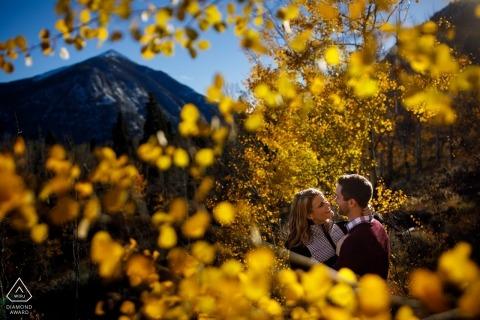 Justin Edmonds, del Colorado, è un fotografo di matrimoni per