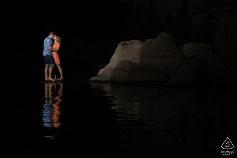 加利福尼亞的Kevin Sawyer是一位婚禮攝影師