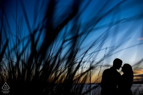 Logan Westom uit Washington is een trouwfotograaf voor