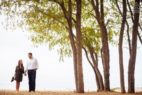 Logan Westom z Waszyngtonu jest fotografem ślubnym