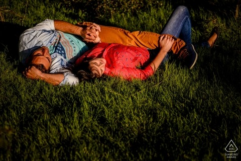 Rocio Vega Roa, of Leon, is a wedding photographer for