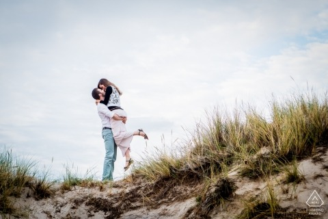 Lindy Schenk-Smit, of Noord Holland, is a wedding photographer for