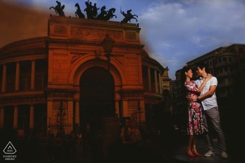 Ufuk Sarisen, d'Istanbul, est un photographe de mariage pour